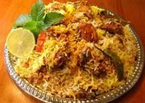 lucknowi chicken biryani recipe tangylife
