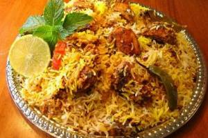lucknowi chicken biryani recipe tangylife