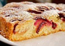 fresh plum cake tangylife