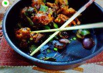 Gobi Manchurian Recipe featured - Tangylife