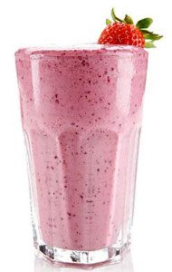 healthy strawberry smoothie - tangylife