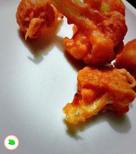 Gobi Manchurian Recipe Fritters - Tangylife