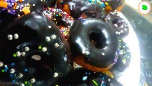 chocolate glazed donuts final tangylife