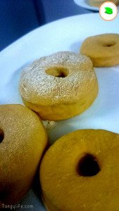 chocolate glazed donuts making tangylife