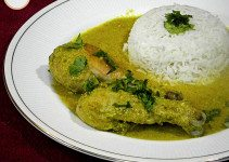 posto chicken recipe bengali chicken in poppy seed gravy