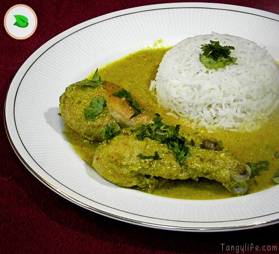 posto chicken recipe bengali chicken in poppy seed gravy