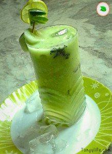 cucumber lemonade drink how to make refreshing summer drink tangylife