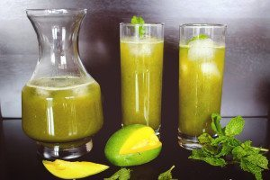 aam panna drink recipe how to make raw mango drink finaltangylife
