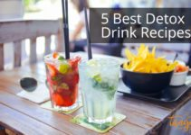 5 best detox drink recipes tangylife