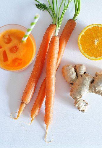 Carrot-orange detox drink tangylife