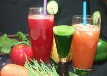 Organic juice tangyllife