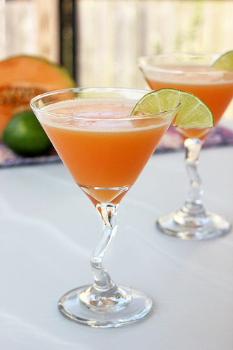 cantaloupe melon drink recipe tangylife