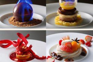 Dessert plating- tangylife