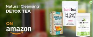 natural detox drinks tea - tangylife
