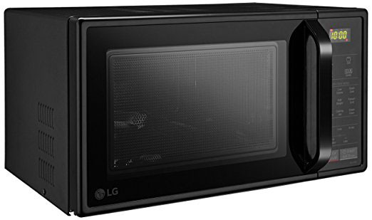 lg 21l convection microwave oven mc2146bl - arunace