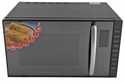 morphy richards 23l convection microwave oven 23mcg - arunace