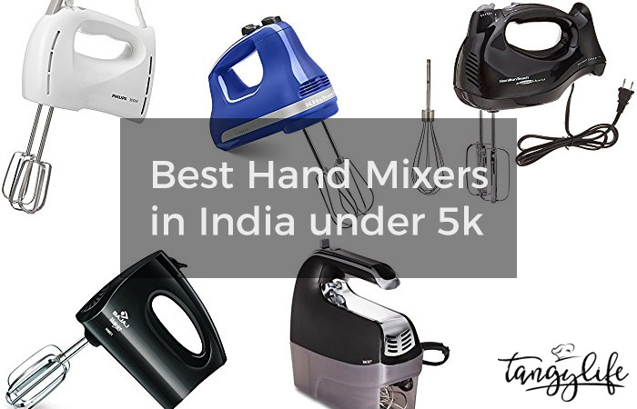 best hand mixer india under 5000 - tangylife