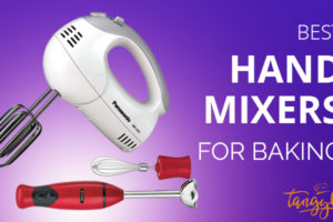 best hand mixers for baking tangylife