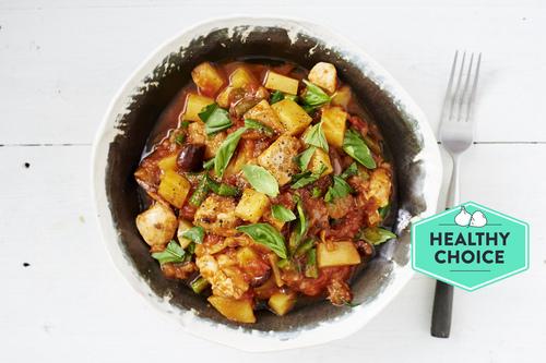 liguran chicken stew - arunace