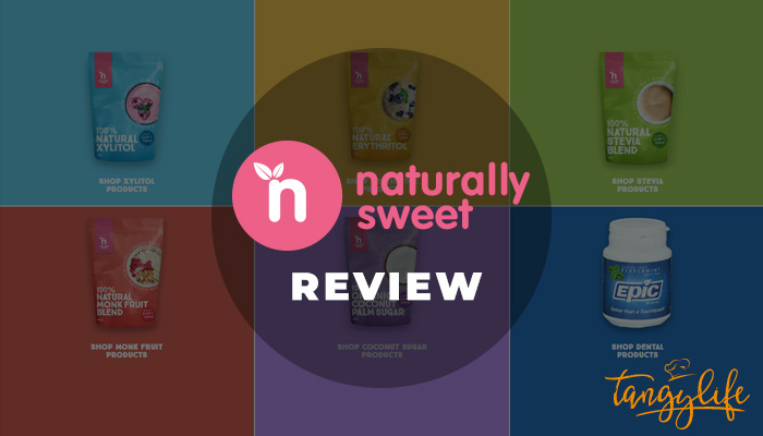 naturally sweet review tangylife