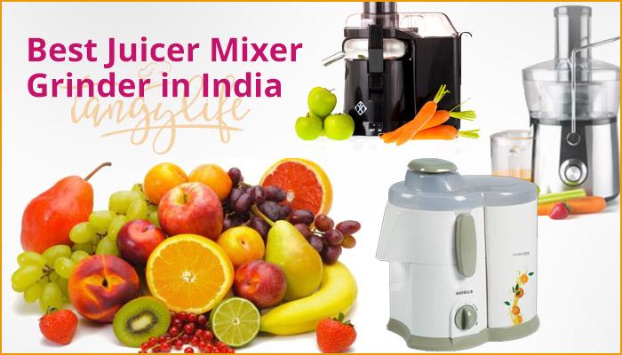 Best Juicer Brands in India 2021 | Best Juicer Mixer Grinder brand in India