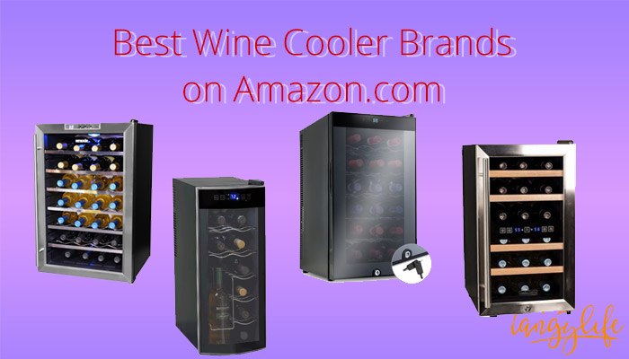 best wine cooler brands on amazon tangylife tangylife. Black Bedroom Furniture Sets. Home Design Ideas