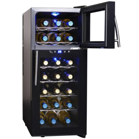 newair dual zone wine cooler India tangylife