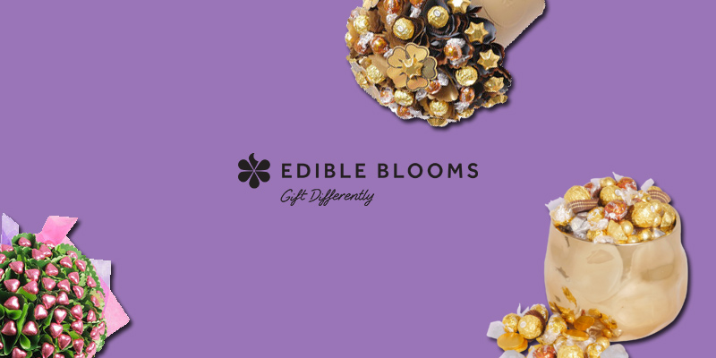 edible blooms review