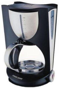 Black Decker coffee maker review tangylife