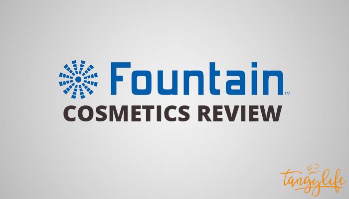 fountain cosmetics review australia tangylife