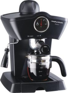morphy richards coffee maker review tangylife