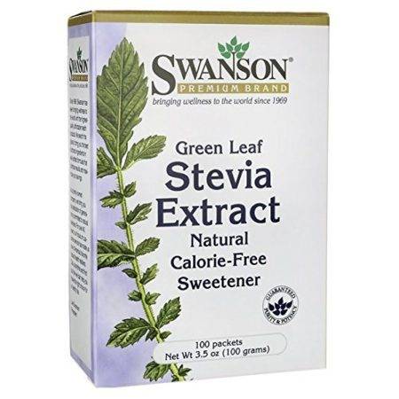 swanson-green-leaf-stevia-extract-review