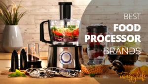 best food processor brands tangylife