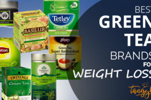 best green tea brands for weight loss tangylife