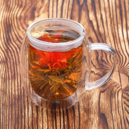 healthy alternatives to green tea blooming tea tangylife