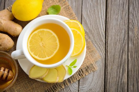 healthy alternatives to green tea ginger tea tangylife