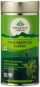 benefits of green tea with tulsi review tangylife