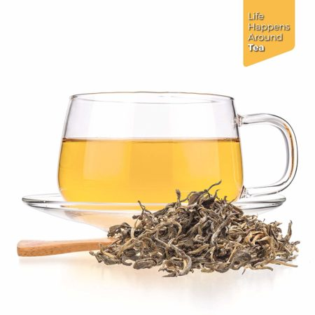 healthy alternatives to green tea yelllow tea tangylife