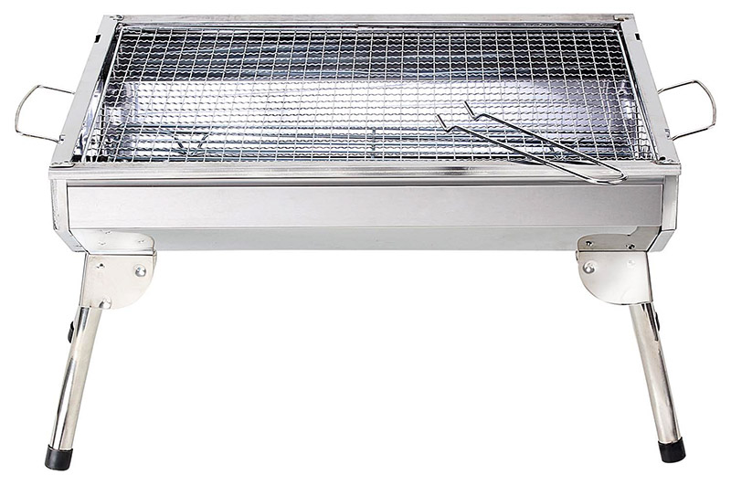 hokipo stainless steel bbq grill tangylife