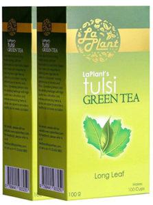 laplant tulsi green tea review tangylife