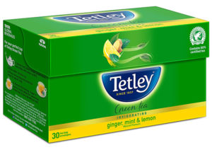 Tetley green tea review tangylife