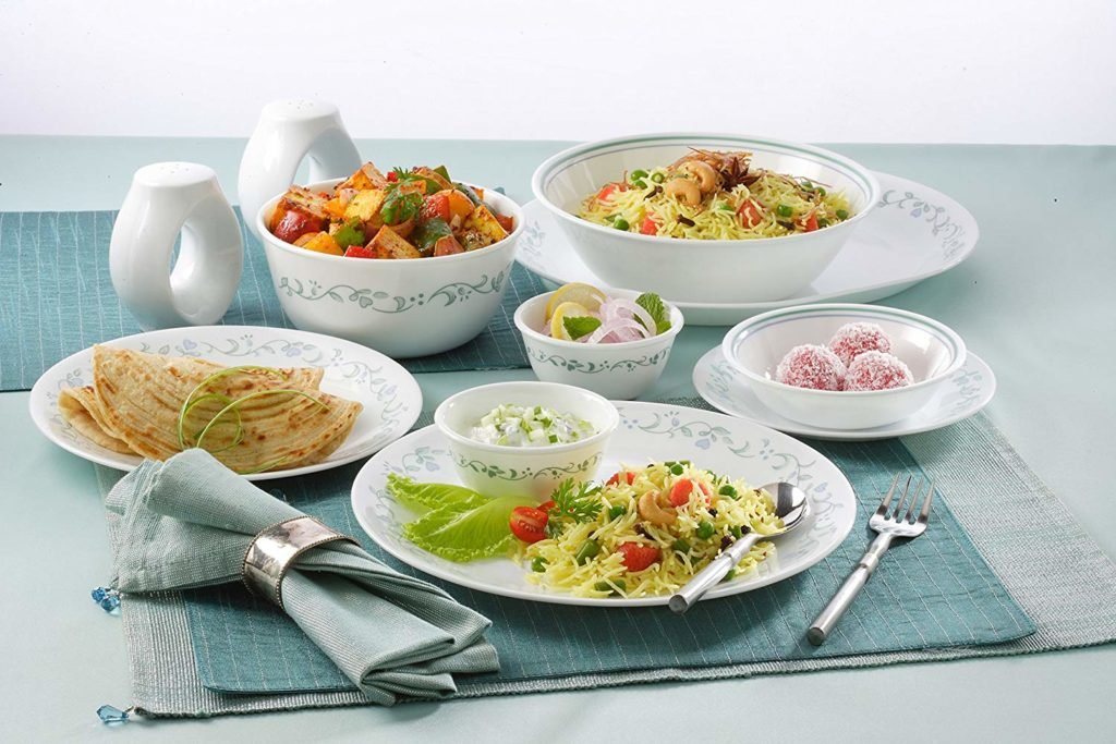 Corelle dinnerware sets review tangylife blog