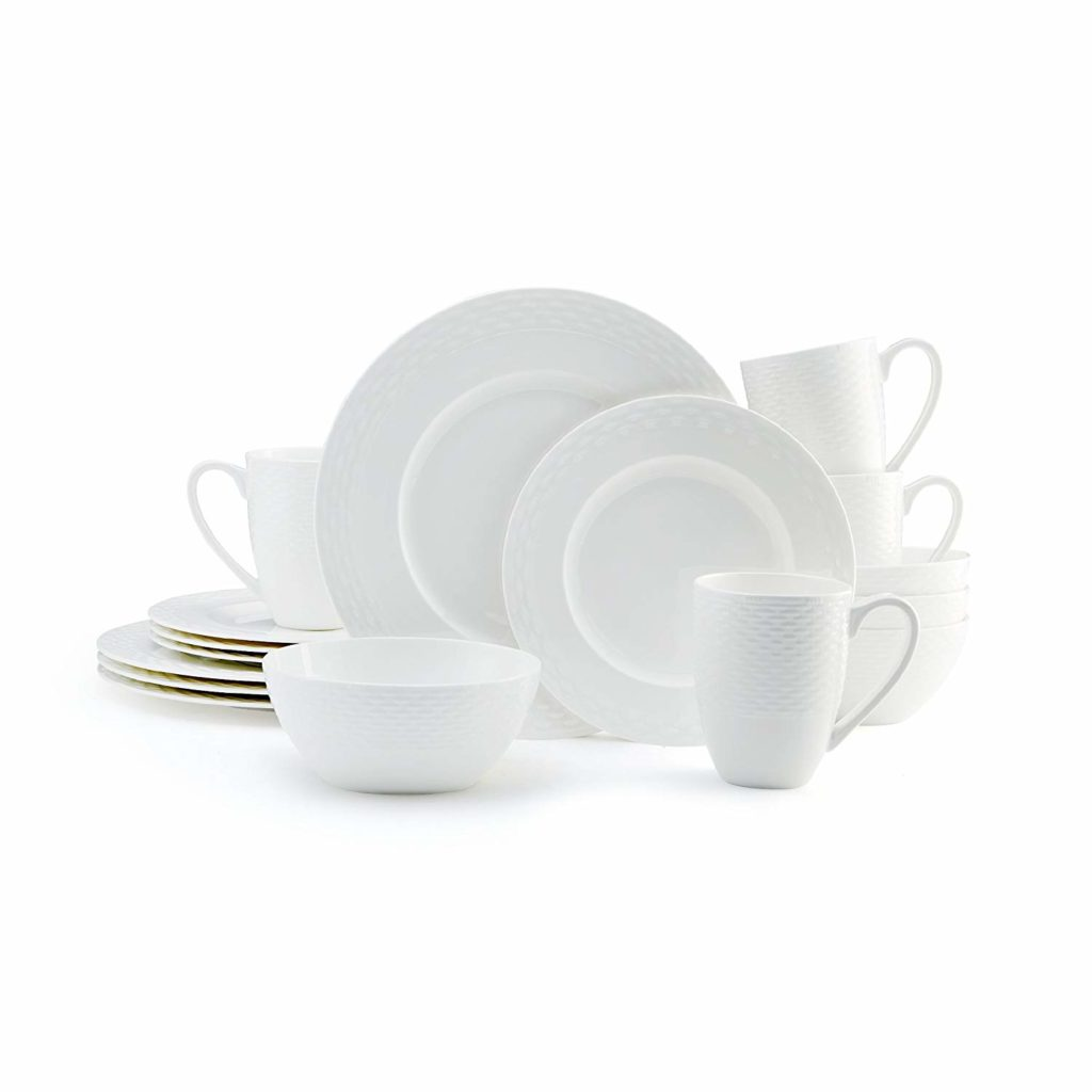 Mikasa dinnerware set review tangylife