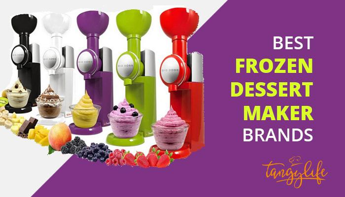 best frozen dessert maker review tangylife blog