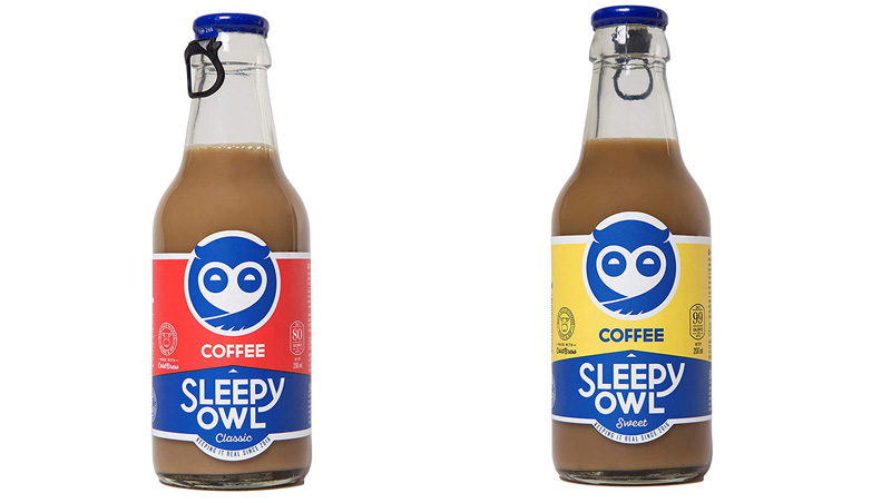 cold brew bottle sleepy owl coffee review tangylife