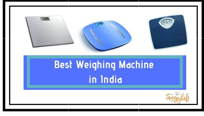 Best weighing machines in india