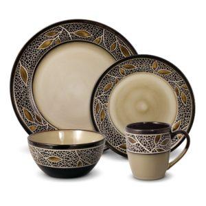 Gourmet- alexandria- dinnerware- set- review