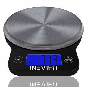 Inevifit digital kitchen scale review
