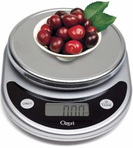 Ozeri pronto digital kitchen weighing scale review
