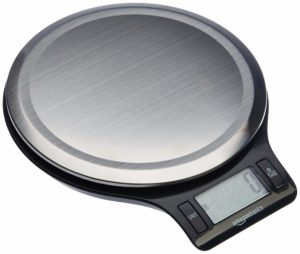 amazonbasics digital kitchen scale review